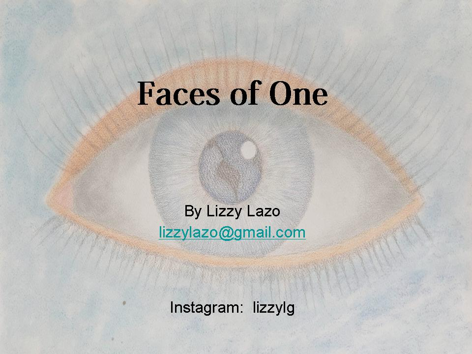 Lizzy Lazo - Title Page