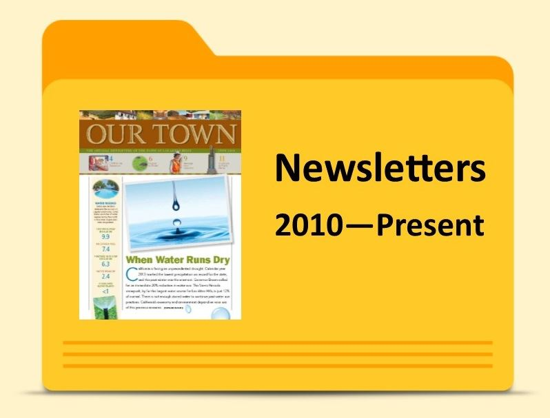 Newsletters -2010 - Present